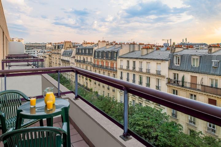 Royal Holiday - Citadines Bastille Gare de Lyon Paris image