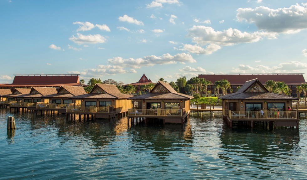 Disney Vacation Club Polynesian Villas and Bungalows image
