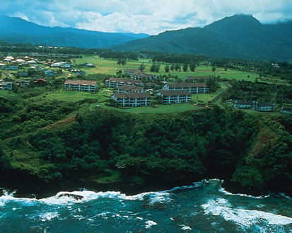 Cliffs at Princeville image