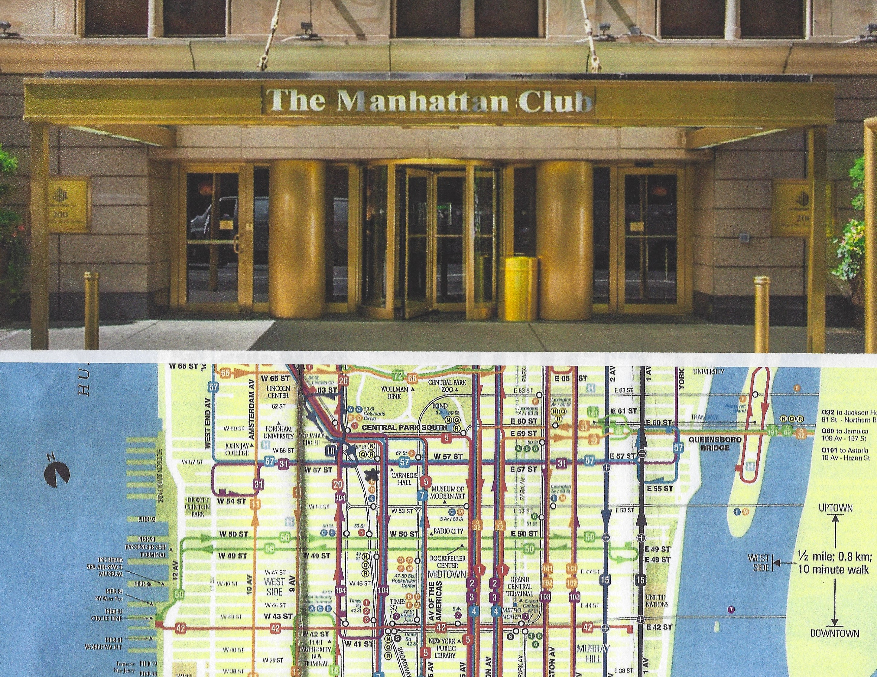 The Manhattan Club image