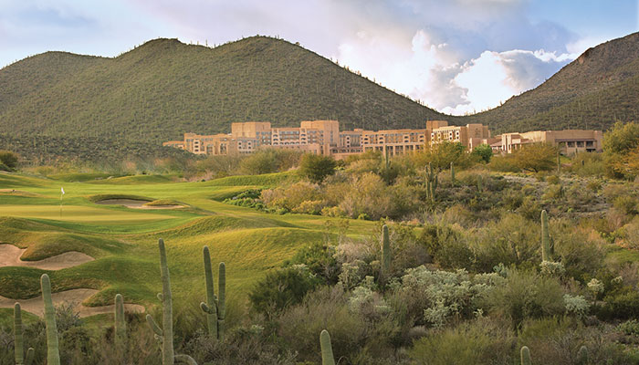 Shell Vacations Club Starr Pass Golf Suites image