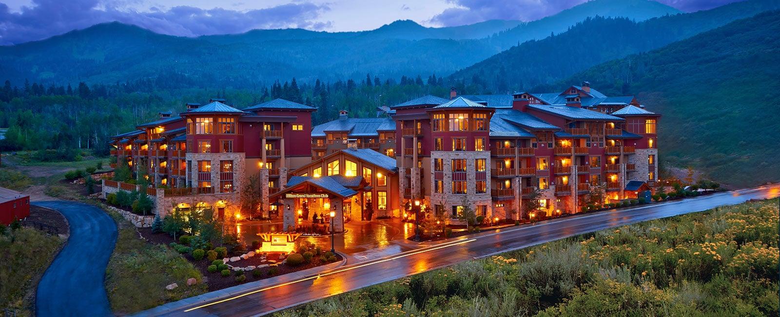 Hilton Grand Vacations club at Sunrise Lodge image