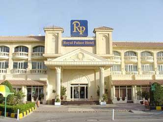 Royal Palace Hotel image