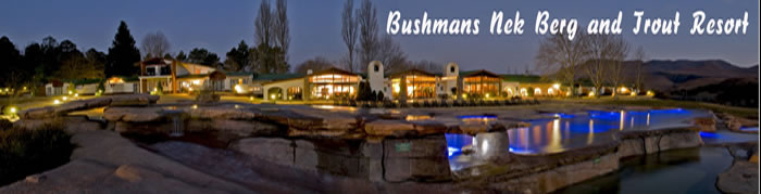 Bushman's Nek Berg and Trout Resort image