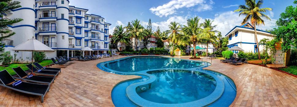 Royal Goan Beach Club Palms Image