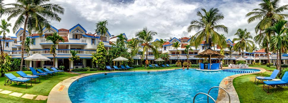 Royal Goan Beach Club at Benaulim image