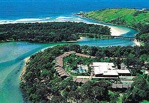 Boambee Bay Resort image