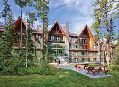 WorldMark Canmore Banff image