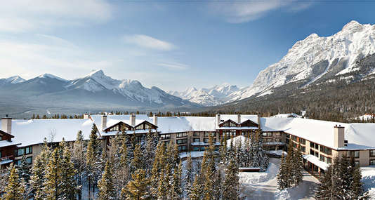Delta Lodge at Kananaskis image