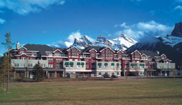 Sunset Resorts - Canmore image