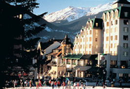 Vacation Internationale - The Clock Tower at Whistler image