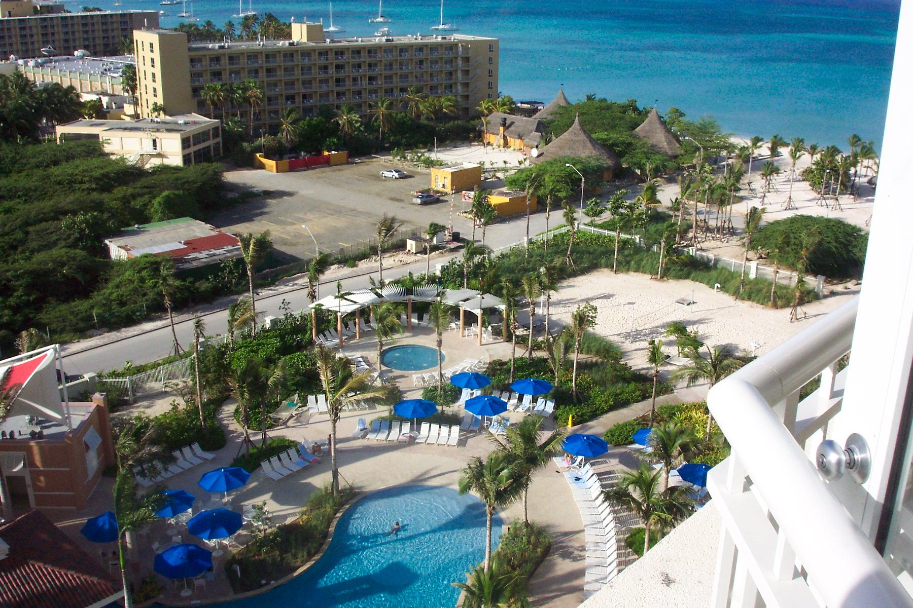Marriott Aruba Surf Club image