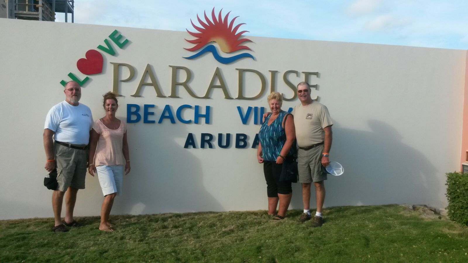 Paradise Beach Villas image
