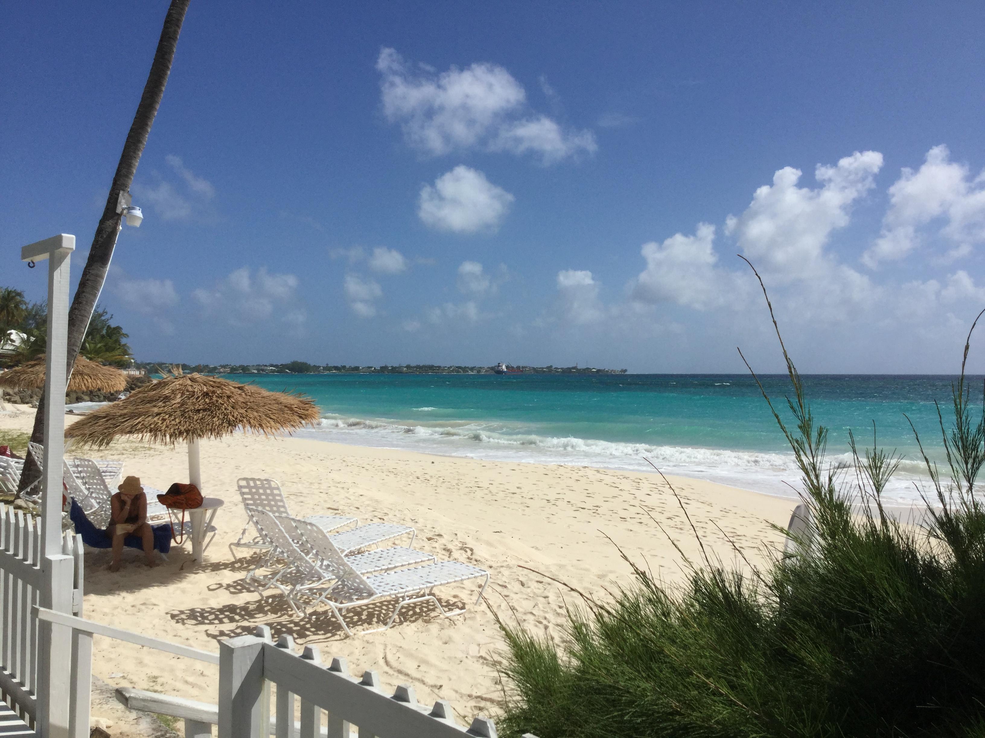 Beach At Sand Acres