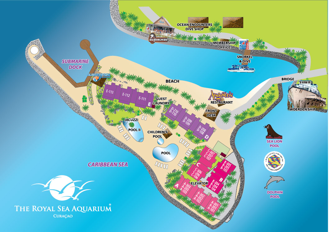 The Royal Sea Aquarium Resort image