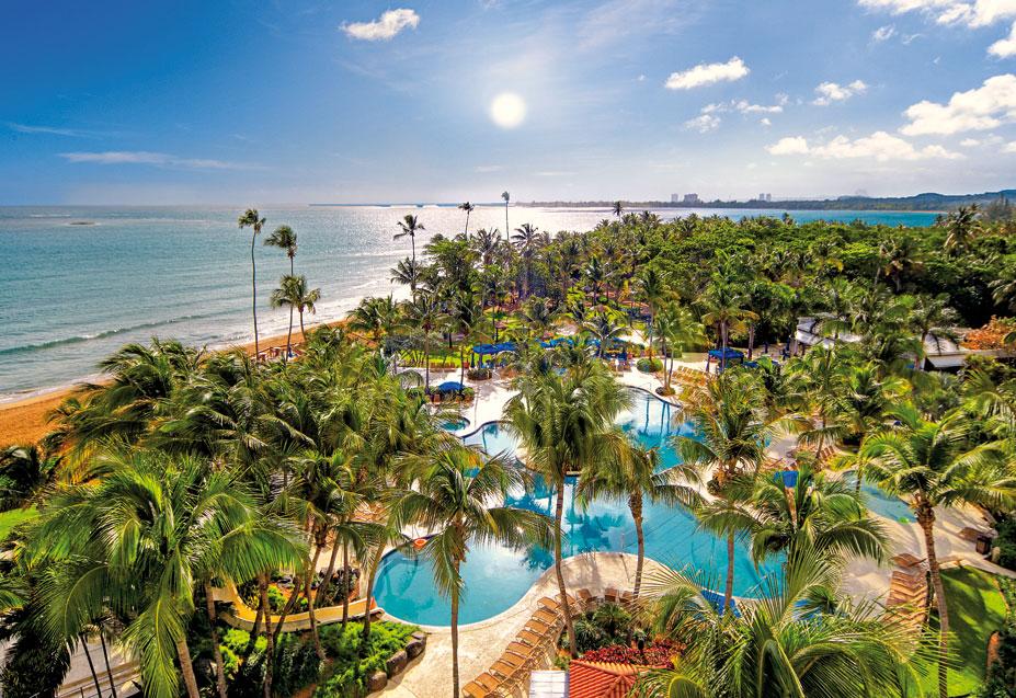 Wyndham Grand Beach Resort Puerto Rico