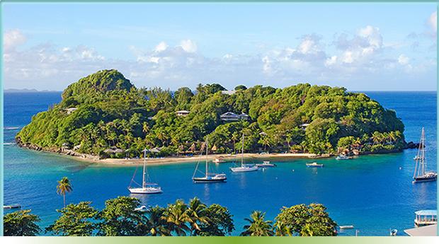 Young Island Resort image
