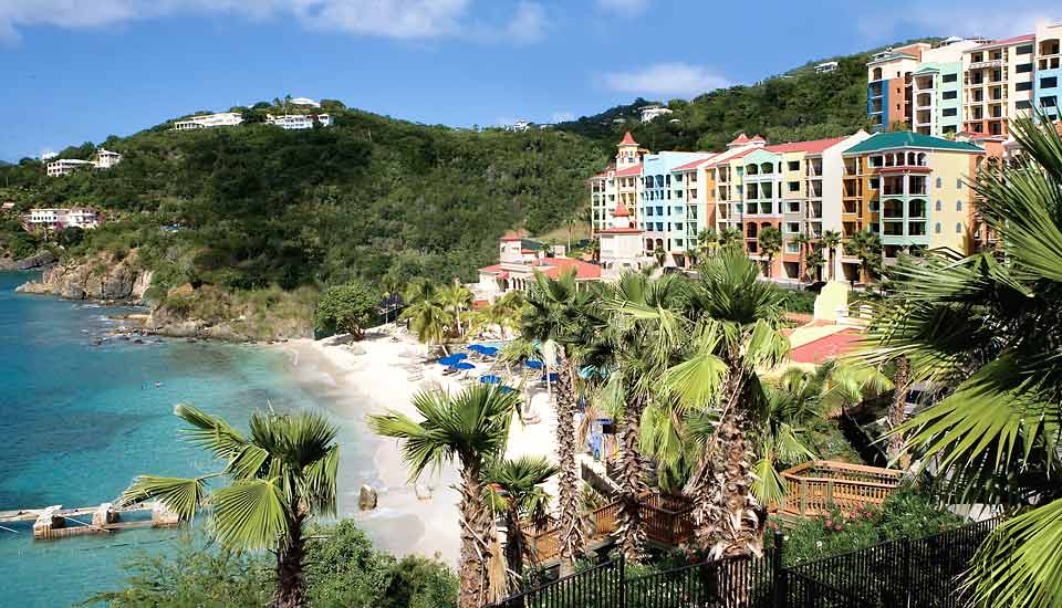 Marriott Frenchman's Cove image