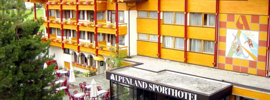 Sporthotel Maria Alm Alpenland Sporthotel Maria Alm