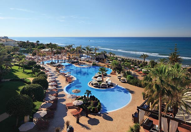 Marriott Marbella Beach Resort image