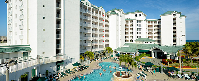 Resort on Cocoa Beach image
