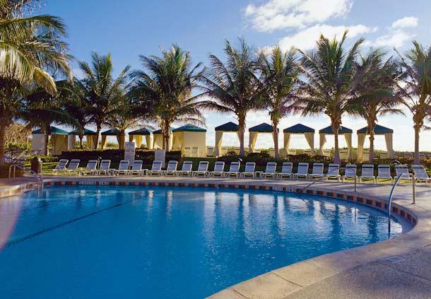 Marriott Resort In Palm Beach
