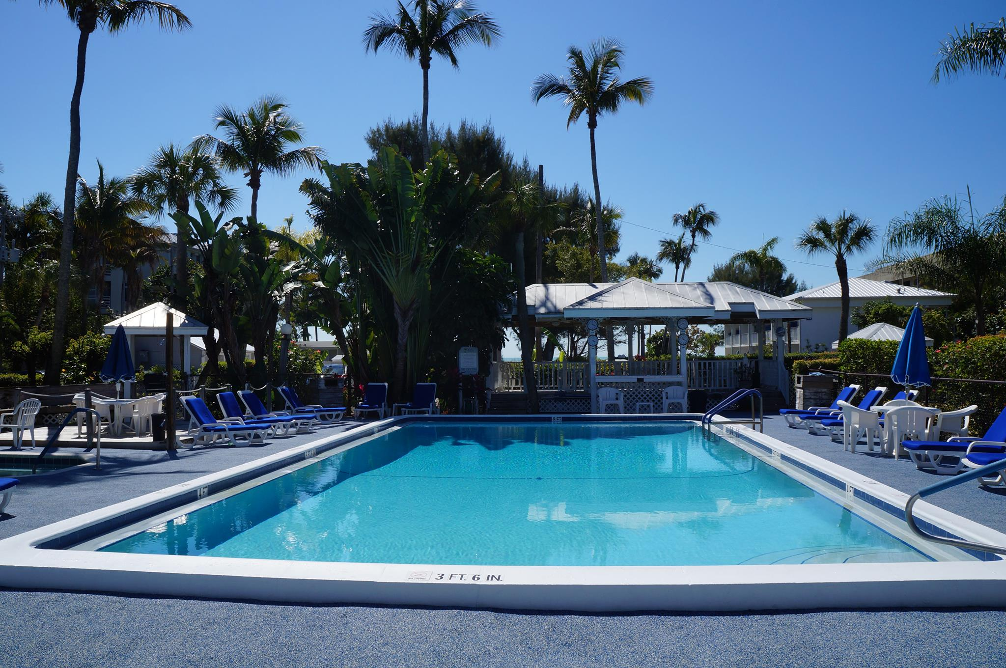 Caribe Beach Resort Sanibel Island