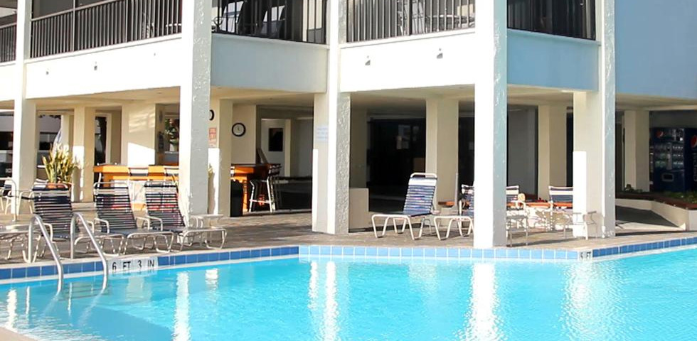 Seawatch On The Beach Resort Fort Myers Florida