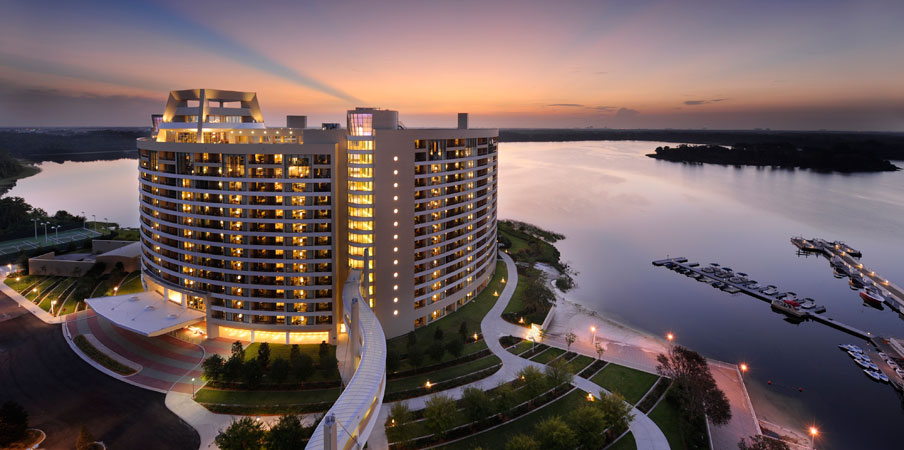 Bay Lake Tower at Disney Contemporary Resort image
