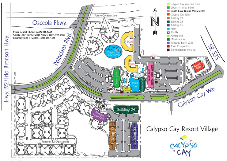 Calypso Cay Vacation Villas image