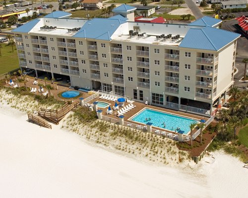 holiday inn club vacations panama city beach - (prev tropical breeze)
