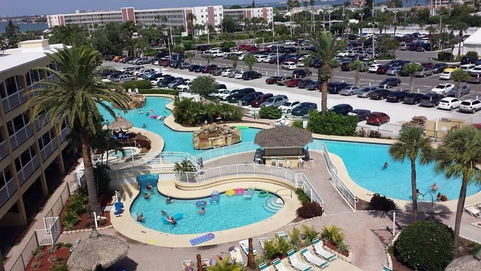 Coral Reef Beach Resort image