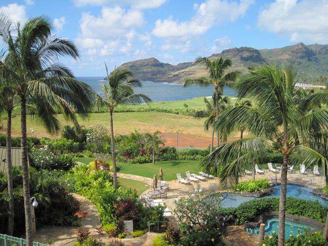 Marriott Kauai Lagoons Kalanipu'u image