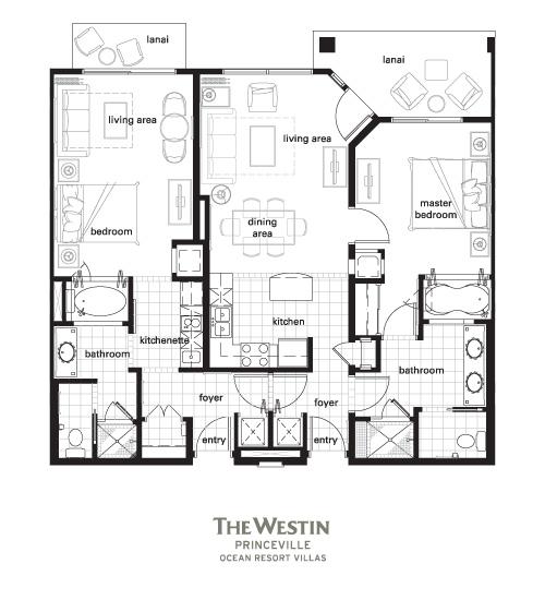 Westin Princeville Ocean Resort Villas Timeshare Users Group