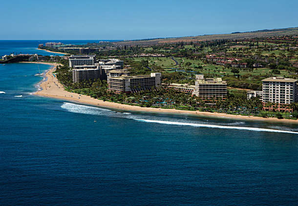 Marriott Maui Ocean Club - Lahaina and Napili Villas image