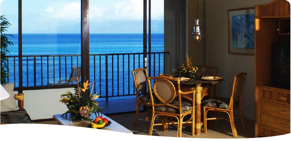Kahana Beach Resort image