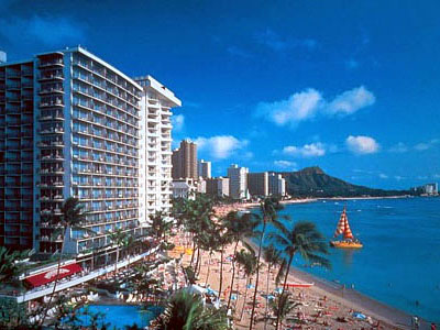 Outrigger Waikiki On The Beach Image