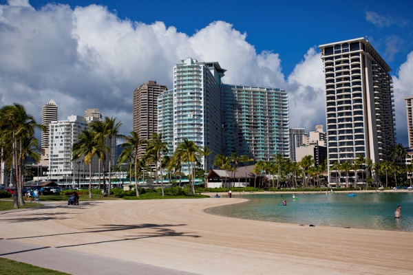Shell Vacations Club at Waikiki Marina Resort at the Ilikai image