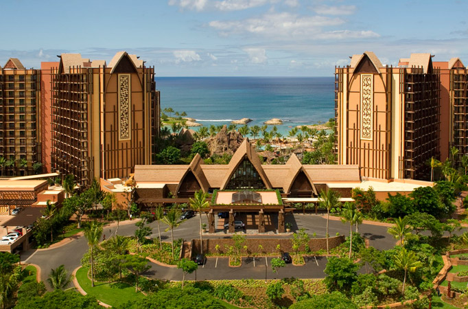 aulani -  disney vacation club
