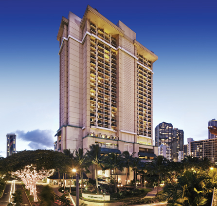 Hilton Grand Vacations Club at the Hilton Hawaiian Village - Kalia Tower image