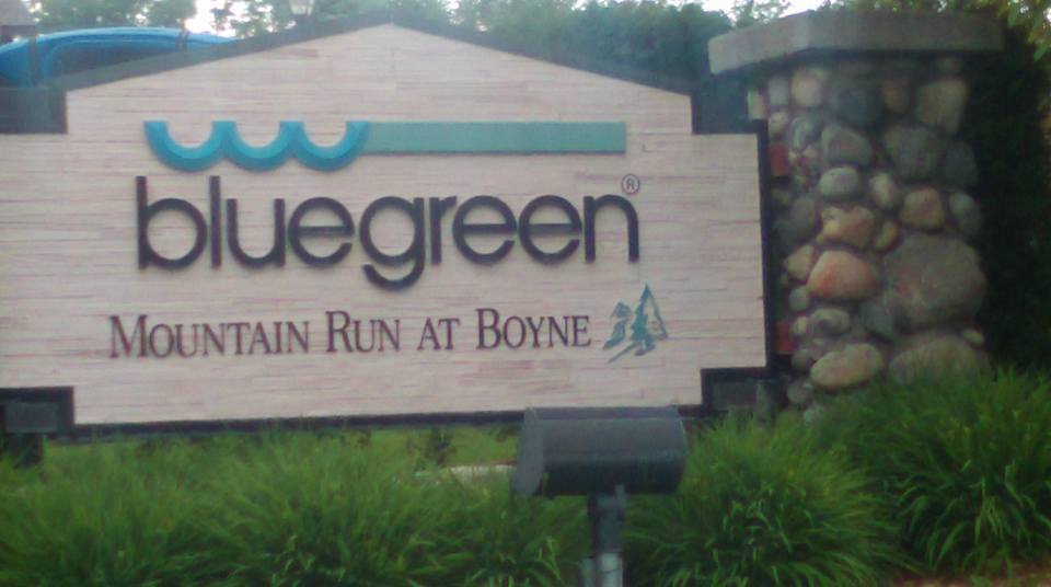 Bluegreen Mountain Run At Boyne image