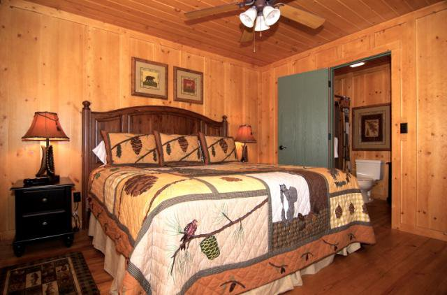 Cabins at Green Mountain image