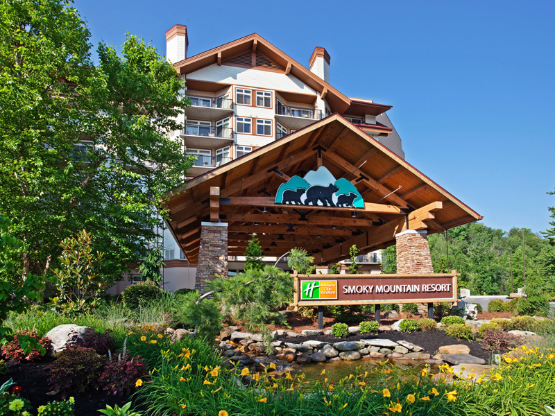 holiday inn vacation club gatlinburg - smoky mountain resort ( crown park )