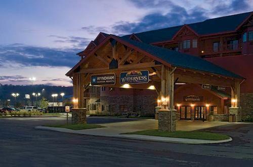 Wyndham Great Smokies Lodge image