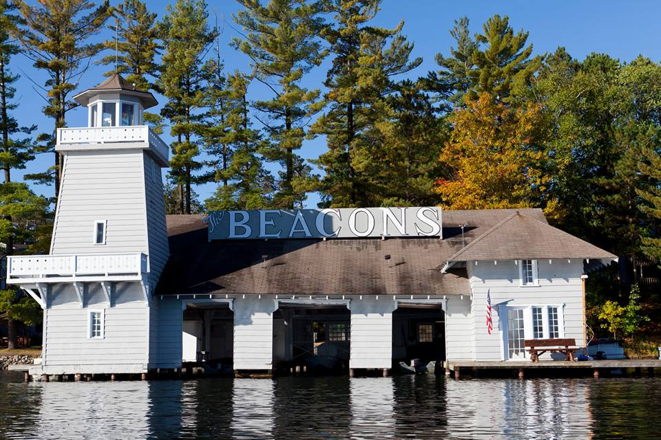 The Beacons of Minocqua image