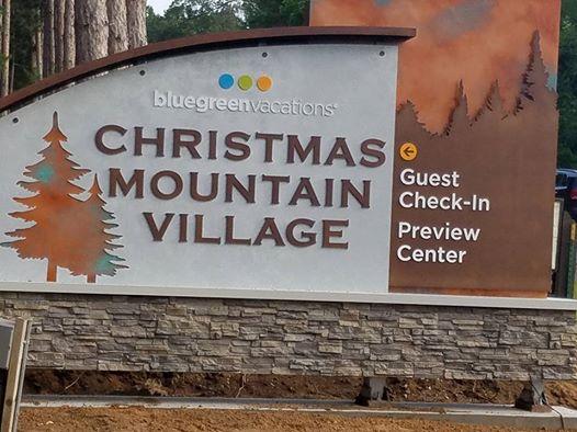 Bluegreen Christmas Mountain Village