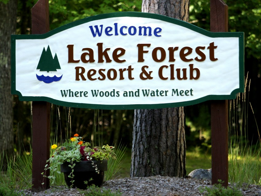 Lake Forest Resort and Club image