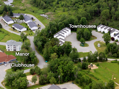 Acadia Village Resort image