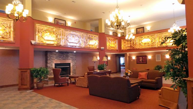 Berkshire Mountain Lodge image