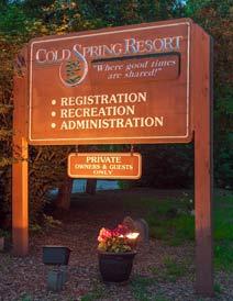 Cold Spring Resort image
